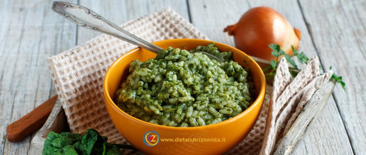 Risotto-con-crema-di-spinaci