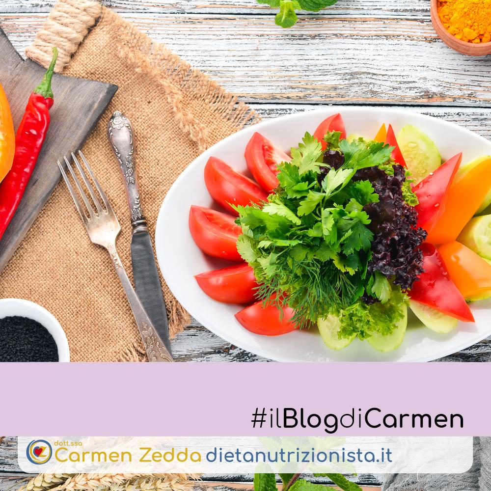insalata-pomodori-alimenti-per-dimagrire-nutrizionista-Bologna